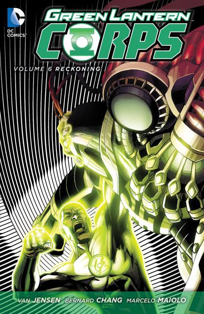 Green Lantern Corps: Reckoning