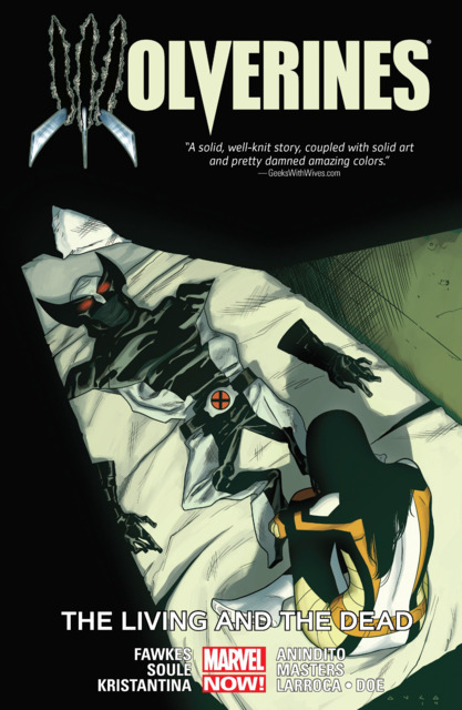 Wolverines: The Living and the Dead