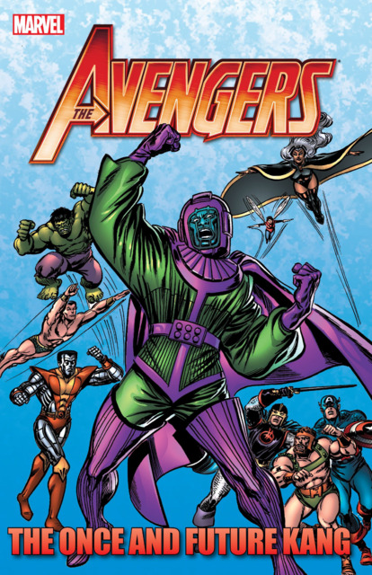 Avengers: The Once and Future Kang