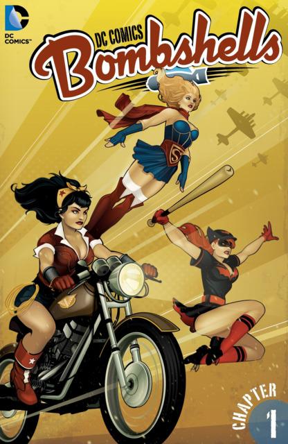 DC Comics Bombshells