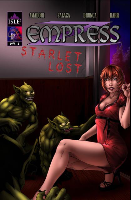 Empress: Starlet Lost