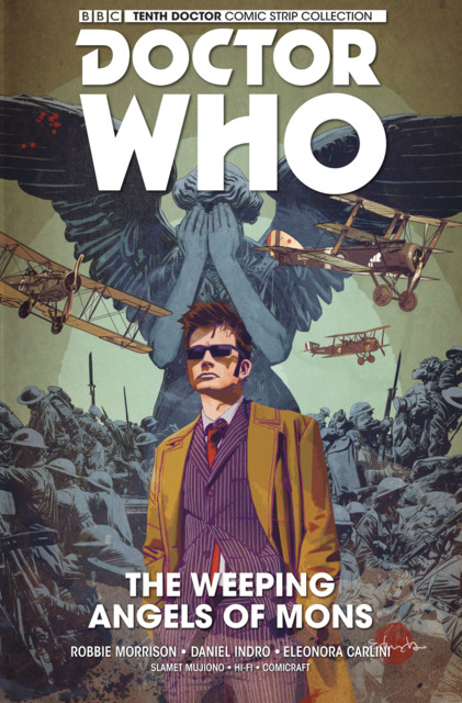 Doctor Who: The Tenth Doctor - The Weeping Angels of Mons