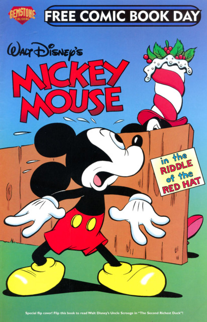 Walt Disney's Mickey Mouse and Uncle Scrooge - Free Comic Book Day