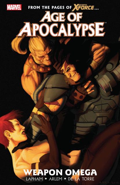 Age of Apocalypse: Weapon Omega