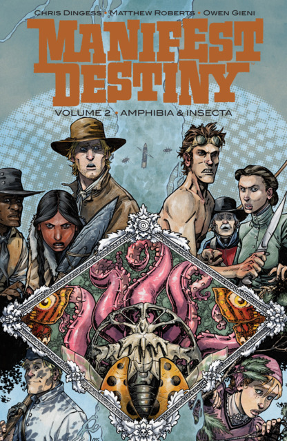 Manifest Destiny: Amphibia and Insecta