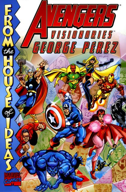 Avengers: Visionaries