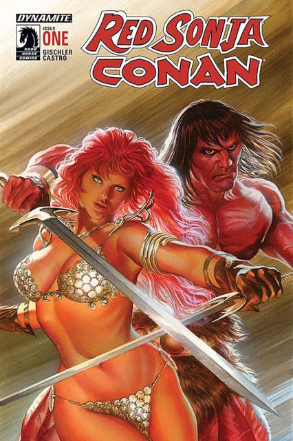 Red Sonja/Conan