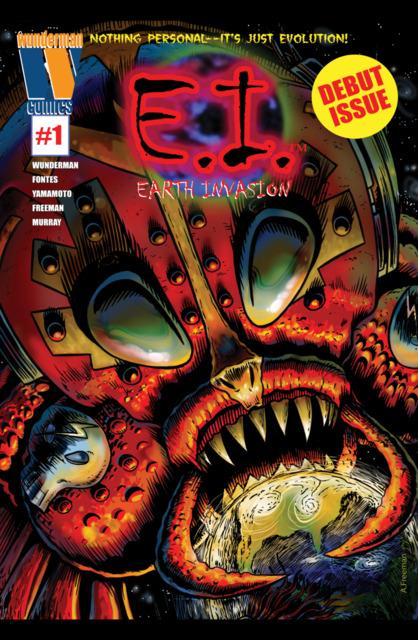 E.I.: Earth Invasion