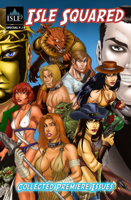 Isle Squared Comics: Special
