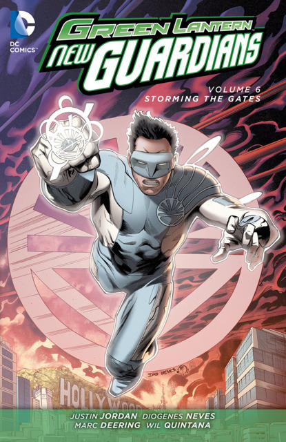 Green Lantern: New Guardians - Storming the Gates