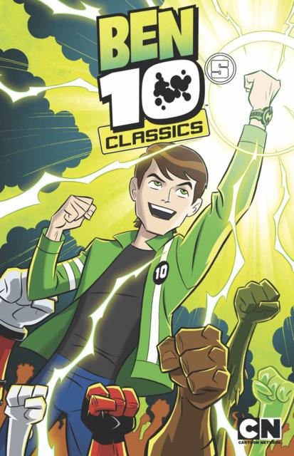 Ben 10 Classics: Powerless