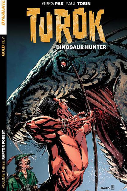 Turok: Dinosaur Hunter: Raptor Forest