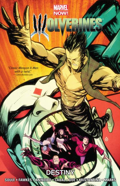Wolverines: Destiny