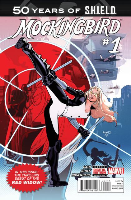 Mockingbird: S.H.I.E.L.D. 50th Anniversary
