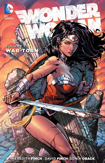 Wonder Woman: War-Torn