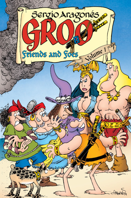 Sergio Aragonés' Groo: Friends and Foes