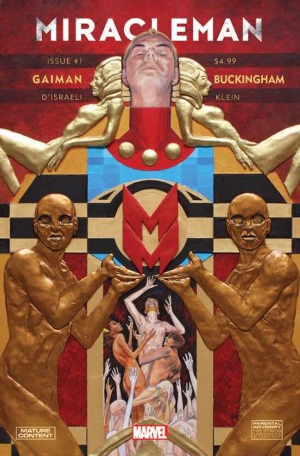 Miracleman by Gaiman and Buckingham