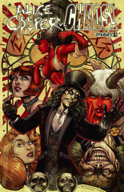 Alice Cooper Vs. Chaos!