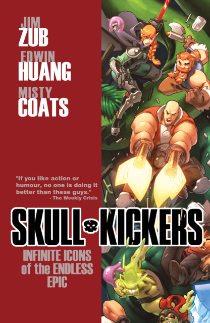 Skullkickers: Infinite Icons of the Endless Epic
