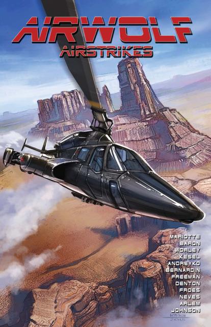 Airwolf: Airstrikes
