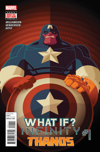 What If? Infinity - Thanos