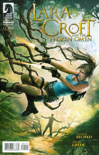 Lara Croft and the Frozen Omen