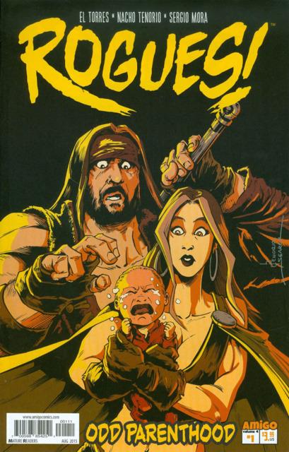 Rogues!: Odd Parenthood