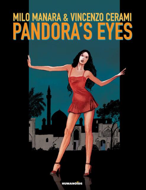 Pandora's Eye