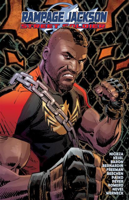 Rampage Jackson: Street Soldier