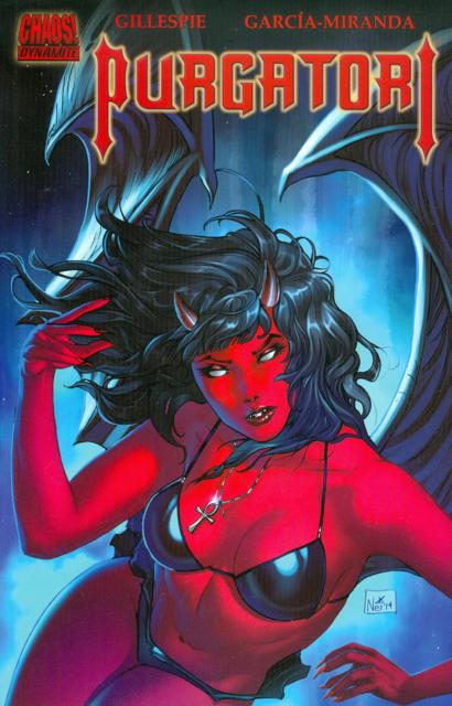 Purgatori: Hell and Back
