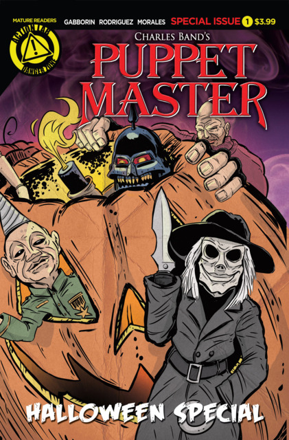 Puppet Master Annual