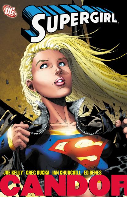 Supergirl: Candor