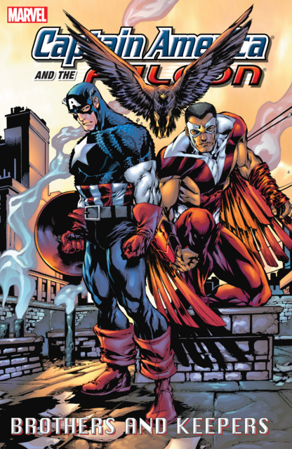 Captain America and the Falcon: Brothers and Keepers