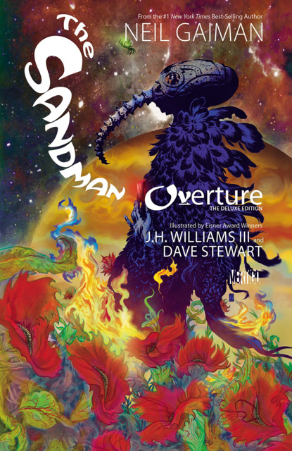 The Sandman: Overture The Deluxe Edition