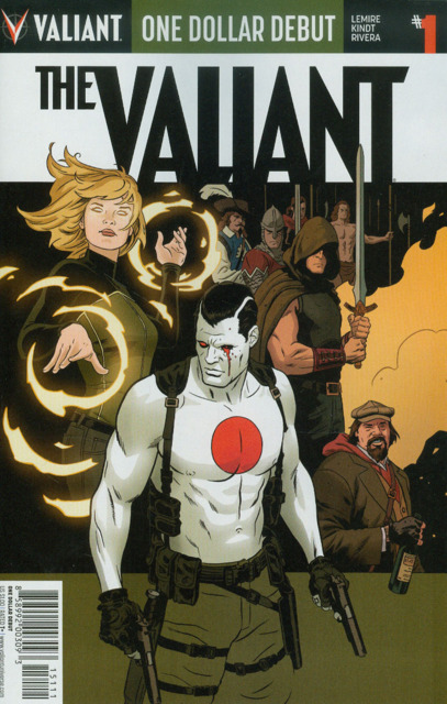 The Valiant: One Dollar Debut
