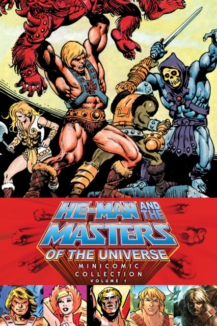 He-Man & The Masters of the Universe: Minicomic Collection