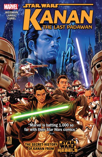 Star Wars: Kanan - The Last Padawan