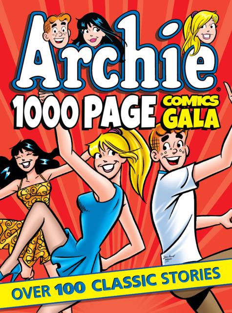Archie 1000 Page Comics Gala