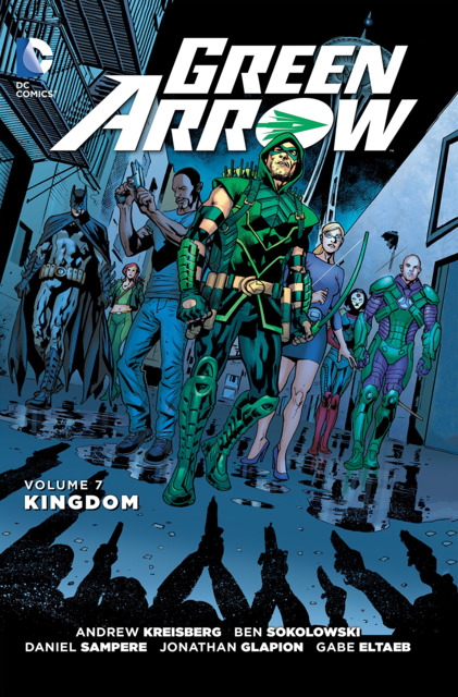 Green Arrow: Kingdom