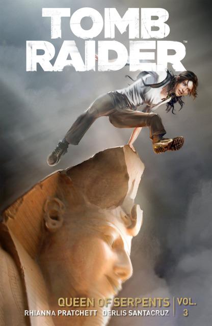 Tomb Raider: Queen of Serpents