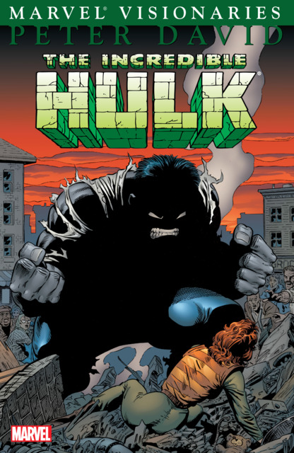 Hulk Visionaries: Peter David