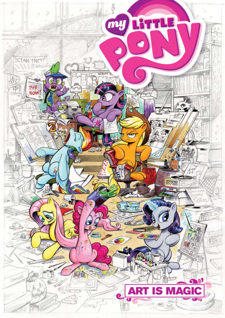 My Little Pony: Art Is Magic!