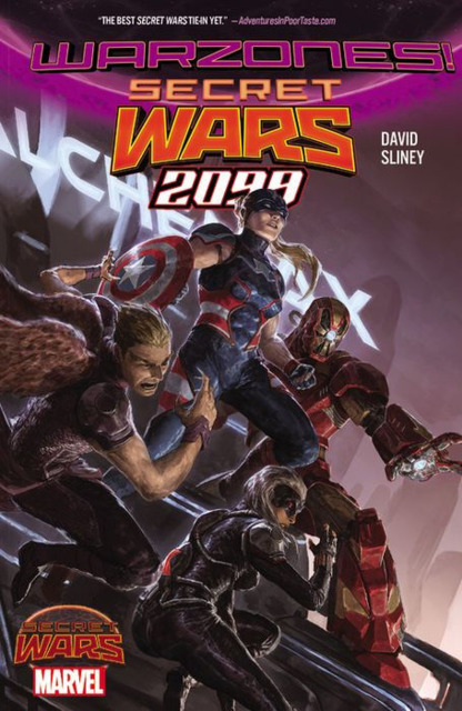 Secret Wars 2099: Warzones!