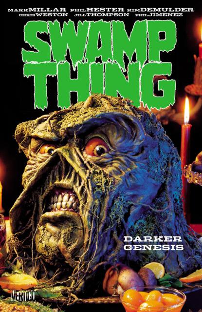 Swamp Thing: Darker Genesis