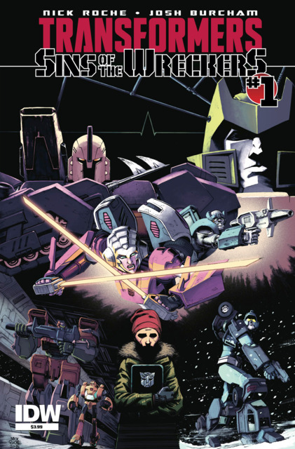 The Transformers: Sins of Wreckers