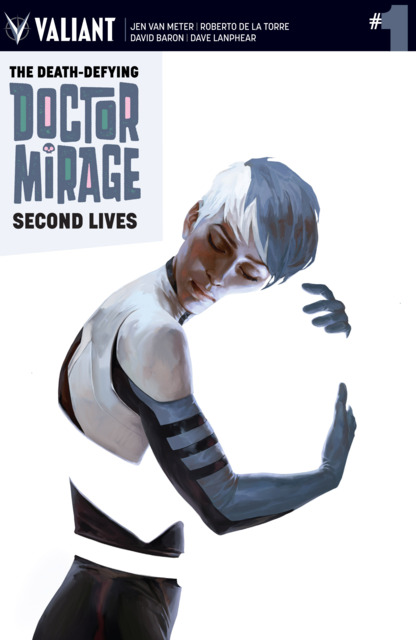 The Death-Defying Doctor Mirage: Second Lives