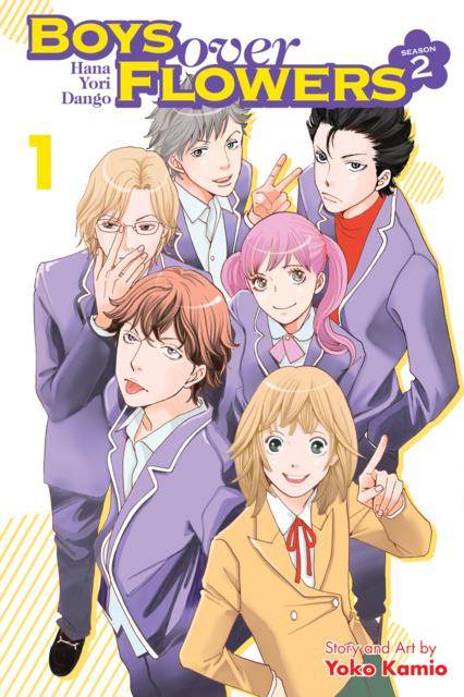 Boys Over Flowers Hana Yori Dango Season 2