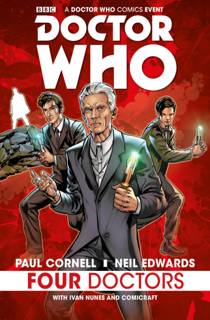 Doctor Who Event 2015: Four Doctors