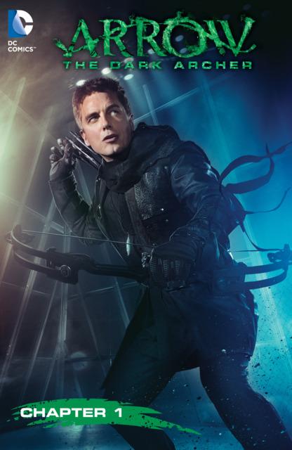 Arrow: The Dark Archer