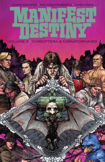 Manifest Destiny: Chiroptera & Carniformaves